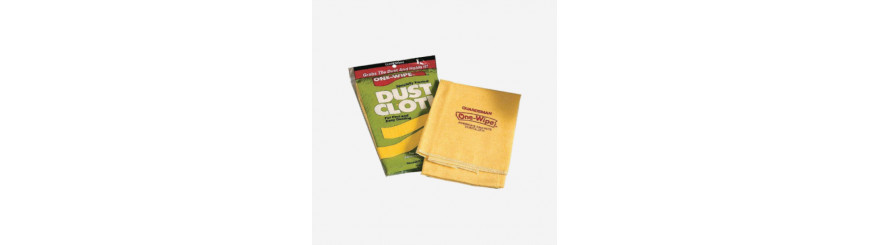 Dust Cloth & Wipes