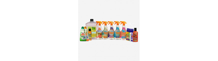 Floor & Other Cleaners