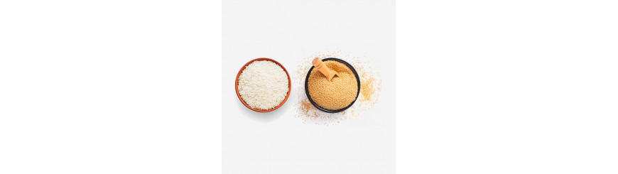 Rice Flours & Other