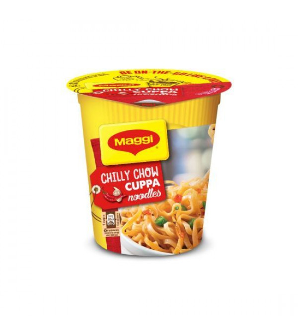 Maggi Chilly Chow Cuppa Cup Noodles 70gm