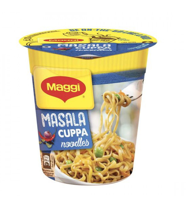 Maggi Chilly Masala Cuppa Cup Noodles 70gm
